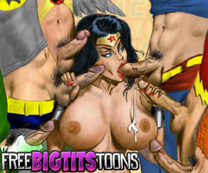 Free Big Tits Toons - Huge Boobs Cartoon Porn Video