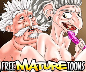 Free Mature Toons - Free Mature Cartoons and MILF Hentai